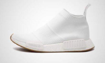 """NMD_CS1 PK """"White Gum"""" Sneaker"""