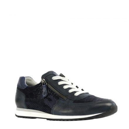 Paul Green 4252 leren sneakers (blauw)