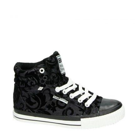 British Knights sneakers meisjes (zwart)