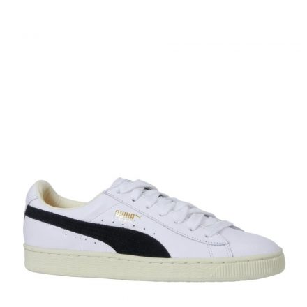 Puma Basket Classic sneakers (wit)