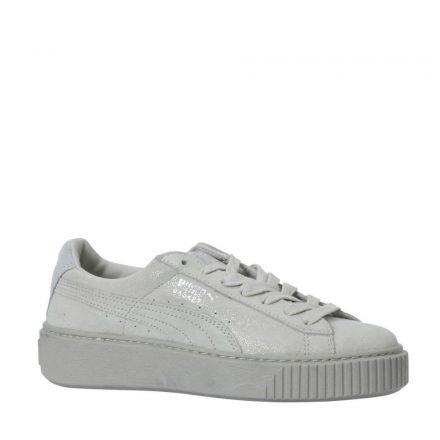 Puma Platform Reset sneakers (grijs)