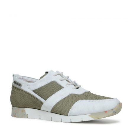 Yellow Cab sneakers (wit)