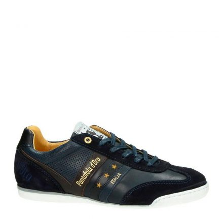 Pantofola d'Oro leren sneakers (blauw)