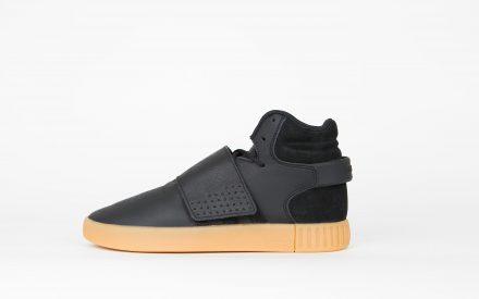Adidas Tubular Invader Strap Core Black/Gum 1/Footwear White
