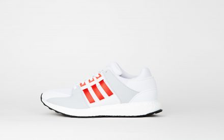 Adidas Equipment Support Ultra Footwear White/Bold Oranje/Clear Grey S12
