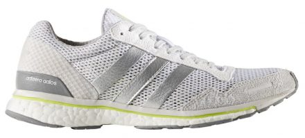 Adidas adizero Adios Boost (wit)