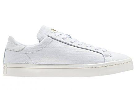 Adidas Courtvantage FTW White weiß