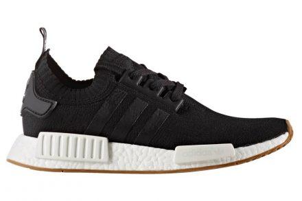 "Adidas NMD R1 PK Black ""Gum Pack"" schwarz"