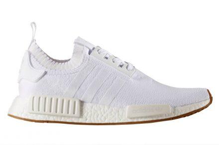 "Adidas NMD R1 PK White ""Gum Pack"" weiß"