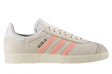 Adidas Gazelle Chalk White / Still Breeze / Running White beige