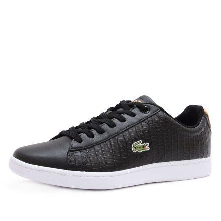 Lacoste carnaby krokoleer sneaker