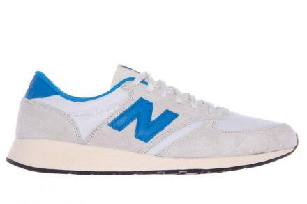 New Balance MRL420SW White blau