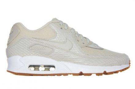 Nike WMNS Air Max 90 Premium Light Bone / Light Bone beige