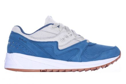 Saucony Grid SD 8000 Blue / Light Grey blau