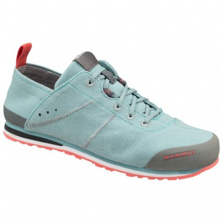 Mammut Women´s Sloper Low Canvas Grijs