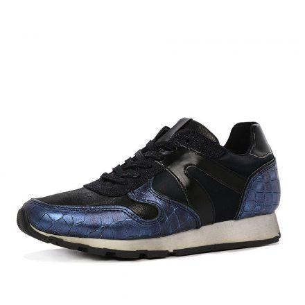 SPM blauwe dames sneakers