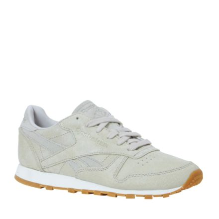 Reebok CL Leather Clean Exotics sneakers (bruin)