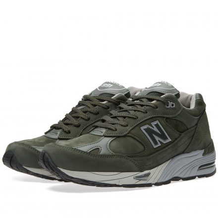 New Balance M991SDG - Made in England (Green)