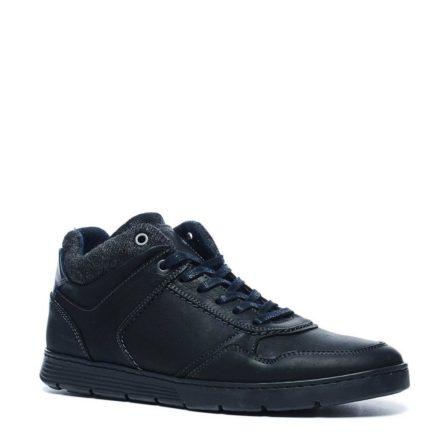 Sacha nubuck sneakers (zwart)