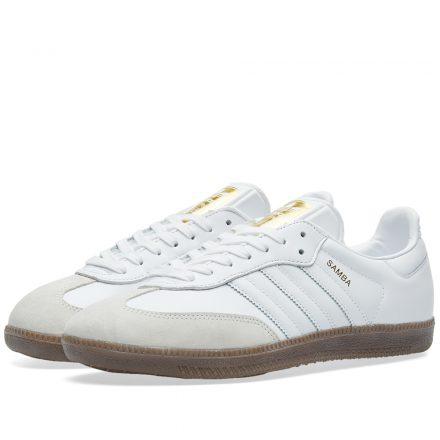 Adidas Women's Samba OG W (White)