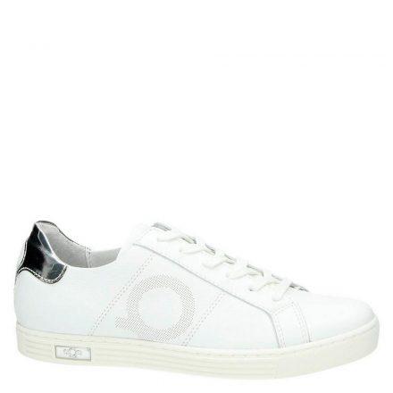 Aqa leren sneakers (wit)