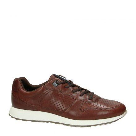 Ecco leren sneakers (bruin)