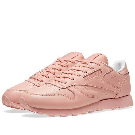 Reebok Women's Classic Leather 'Pastels' (Pink)