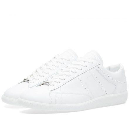 Maison Margiela 22 Ace Low Sneaker (White)