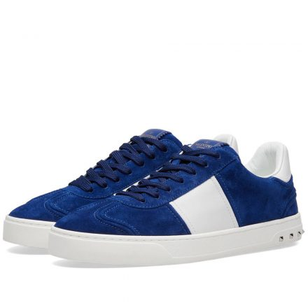 Valentino Fly Crew Sneaker (Blue)