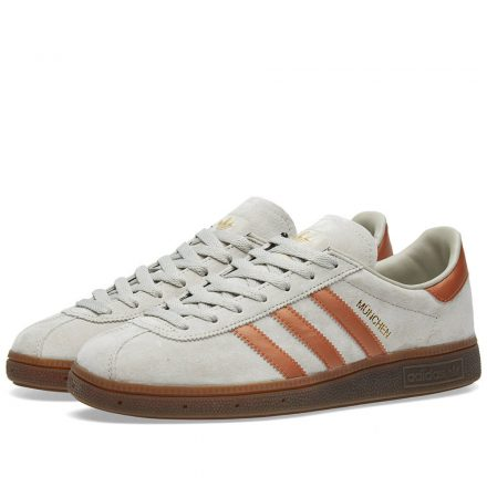 Adidas Munchen (Brown)