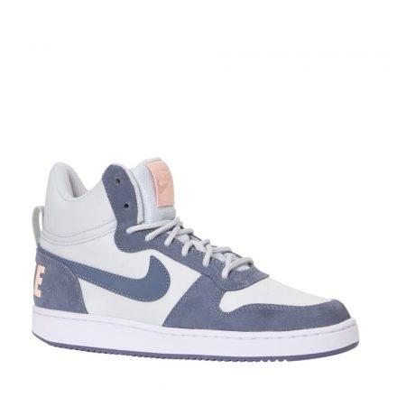 Nike Court Borough MID Prem sneakers (blauw)