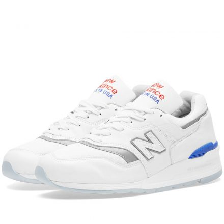 New Balance M997CHP (White)