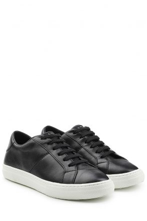 Marc Jacobs Marc Jacobs Leather Sneakers (zwart)