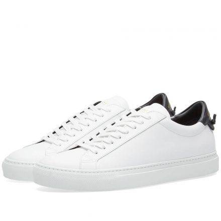 Givenchy Classic Low Sneaker (White)