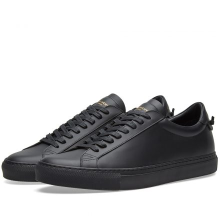 Givenchy Low Sneaker (Black)