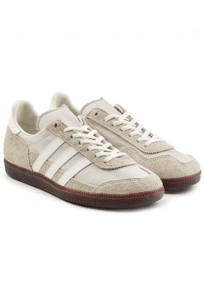Adidas Spezial Adidas Spezial Wensley Sneakers with Leather and Suede (grijs)