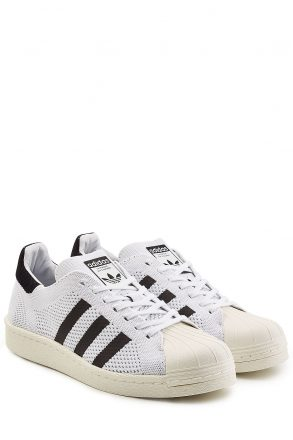 Adidas Originals Adidas Originals Superstar Boost Knit Sneakers (wit)