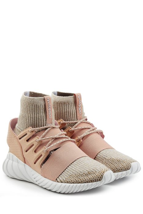 Adidas Originals Adidas Originals Tubular Doom Sneakers with Leathe (multicolor)