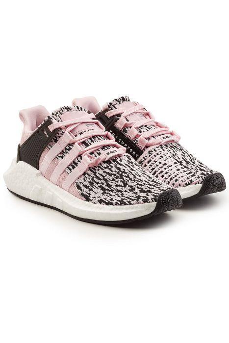Adidas Originals Adidas Originals EQT Support 93/17 Primeknit Sneakers (roze)