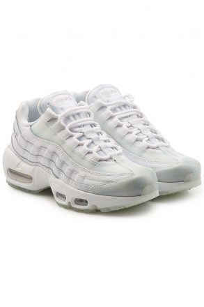 Nike Nike Air Max 95 Sneakers with Leathe (wit)
