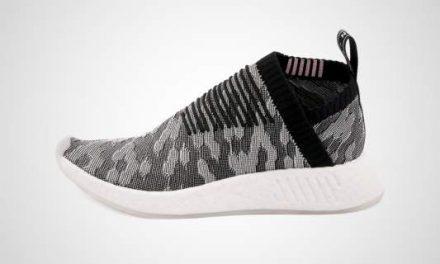 NMD_CS2 PK W (Grijs/rosa) Sneaker