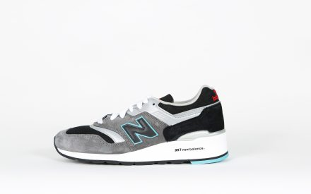 New Balance M997 CGB Grey/Black