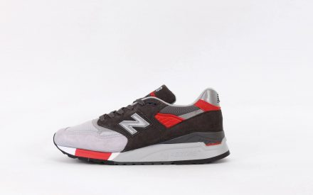 New Balance M998 CPL Grey/Red