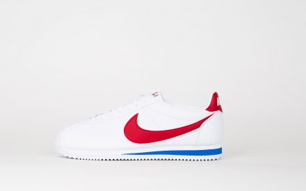 Nike Classic Cortez Leather White/Varsity Royal/Varsity Red