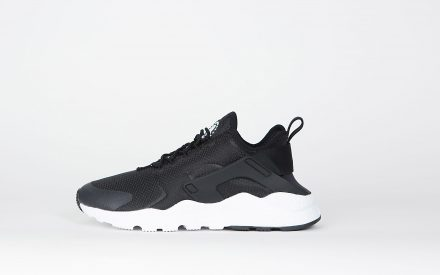 Nike Wmns Air Huarache Run Ultra Black/Black Black White