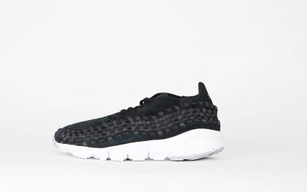 Nike Air Footscape Woven NM Black/Dark Grey Wolf Grey White