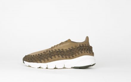 Nike Air Footscape Woven NM Khaki/Medium Olijf groene Cargo Khaki Sail