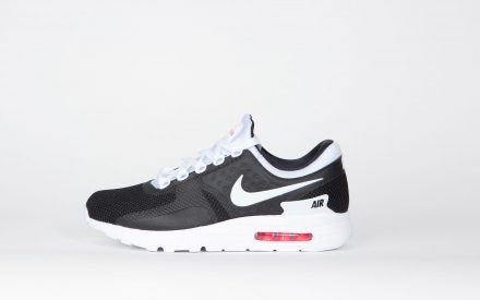 Nike Air Max Zero Essential Black/White White Solar Red