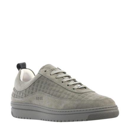 Nubikk Julien Flow leren sneakers (grijs)