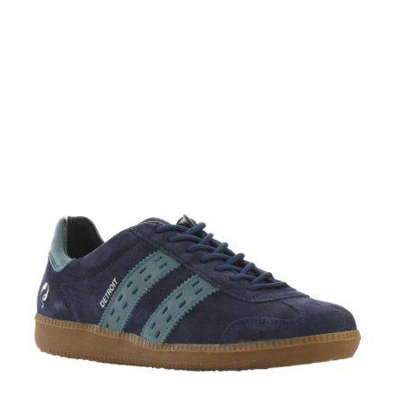 Quick suède sneakers (blauw)